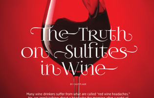 The Truth on Sulfites in Wine