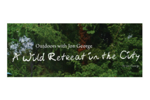Outdoors with Jon George: A Wild Retreat in the City
