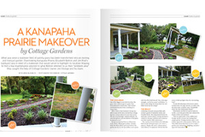 A Kanapaha Prairie Makeover by Cottage Gardens
