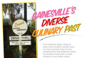 Gainesville's Diverse Culinary Past