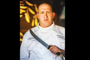 Taylor Dukes, Executive Chef, Great Outdoors Restaurant