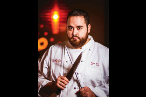 Valero Alises, Executive Chef, Sabore