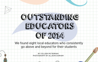 Outstanding Educators of 2014