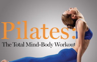 Pilates: The Total Mind-Body Workout