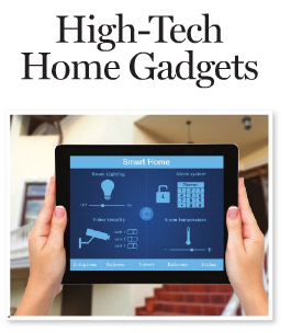 High tech home gadgets home living in greater gainesville High tech home gadgets