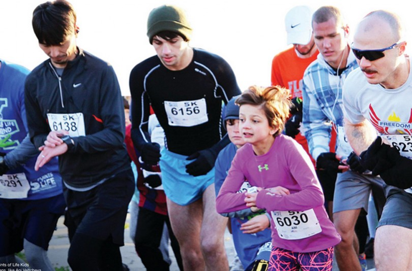 16f31b1be5 Five Points of Life Kids Marathon Marks 10 Years - HOME: Living in ...
